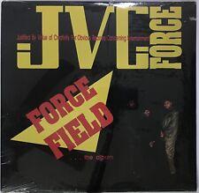 JVC Force - Force Field (M) (1990 - Vinyl LP US Pressing) (SEALED) (RARE)