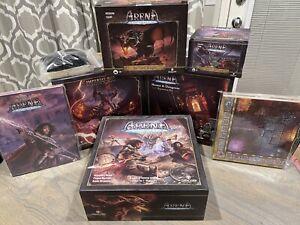 Arena the Contest Kickstarter Full Pledge + Extras