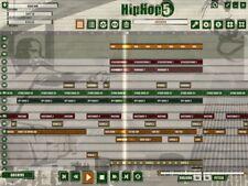 eJay Hip Hop 5 Reloaded - Create music, Hip Hop, 10000 samples, Software, audio.