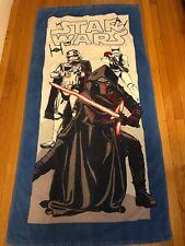 Pottery Barn Kids Star Wars™ Beach Towel Darth Vader Storm Trooper