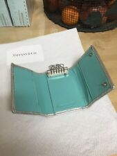 Tiffanny & co. key chain wallet