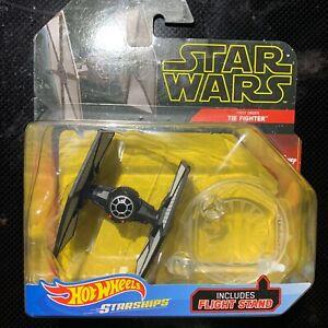 Star Wars Hot Wheels 2019 FIRST ORDER TIE FIGHTER
