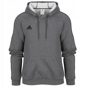 Adidas Mens Hoodies Hoody Pullover Hoodie Core 18 Hooded Sweatshirt Size