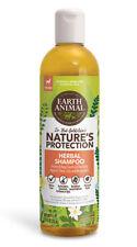 Earth Animal - Flea & Tick Organic Herbal  Shampoo(Free Shipping in USA)