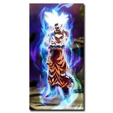 Dragon Ball Super Goku 24x12inch Art Print Silk Poster Cool Gifts Art Print