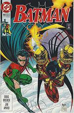 BATMAN #488 1993 DC Comics Robyn / Azrael VF