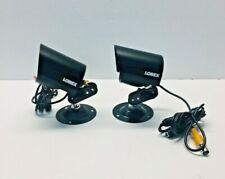 Lorex Mc6996 Security Surveillance Camera 960h Analog 75ft Night Vision, 2 pack