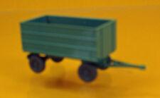 Wiking 095639 Landwirtschaftlicher Anhänger - grün - Scale 1/160 N