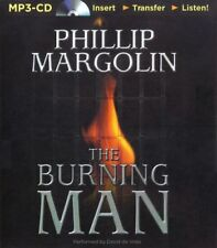 Phillip MARGOLIN / The BURNING MAN      [ Audiobook ]