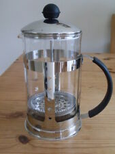 CAFETIERE ( BRAND NEW ) CHROME HOLDER. 4 CUP SIZE.