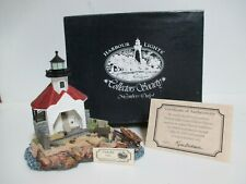 """Harbour Lights """"Cuckolds"""" Maine 2004 - #544 - Society Exclusive Retired Ltd Ed."""