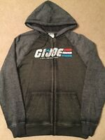G.I. JOE movie SNAKE EYES Storm Shadow Ninja MEN'S New Jacket Hoodie Sweat SHIRT