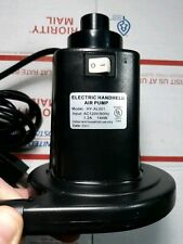 Electric Handheld Air Pump Model HY-AL001.