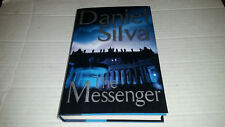The Messenger by Daniel Silva (2006, Hardcover) SIGNED 1st/1st