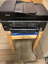 Epson Workforce 610 Wireless All-In-One Printer WiFi Bluetooth