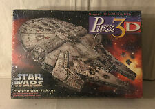 STAR WARS PUZZ 3D / MILLENNIUM FALCON / SEALED BOX