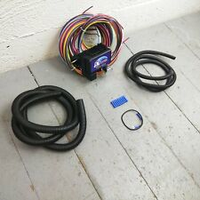 Wire Harness Fuse Block Upgrade Kit for 1936 Chevrolet Standard rat rod