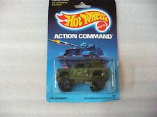QH-   HOT WHEELS ACTION COMMAND TAIL GUNNER    #33263