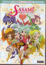 Sasami:Magical Girls Club Season 1. Brand  New In Shrink!