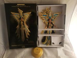 Bob Mackie Fantasy Goddess of the Americas Barbie 2000 W/ COA & Box