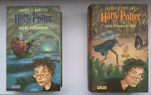Harry Potter und der Halbblutprinz & Harry Potter und die Heiligtümer des Todes