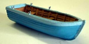 Rowing Boat Tender OM2a UNPAINTED O Scale Langley Models Kit 1/43 Boats