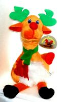 Goofy Rudolph the Red Nosed Reindeer decoration plush   CHRISTMAS