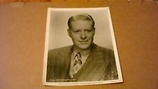 """Vintage Nelson Eddy """"The Chocolate Soldier"""" Publicity Photo 1941"""