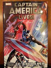 Marvel Captain America Lives Brubaker Omnibus RARE OOP