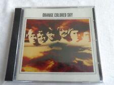 CD  ORANGE COLORED SKY.   ORANGE COLORED SKY