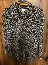 Connected Apparel Women's  Shirt, Size Large Connected Shell.