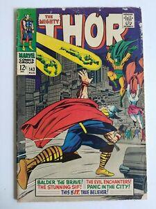 Thor (1966) #143 - Good