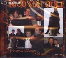 Nico Mattioli - Yo Soy Tu Sangre Mi Viejo [New CD] Argentina - Import