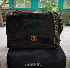 CHANEL Authentic Vintage 90's Black