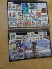Aaland Jahrgang 1995-1999 postfrisch komplett (13986)