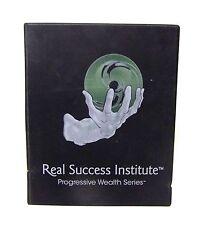 Real Success Institute Progressive Wealth Series by Daniel Wagner - 16 CD Set !