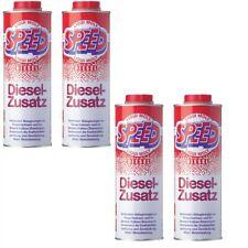 4x 1 Liter Liqui Moly 5160 Speed Diesel Zusatz