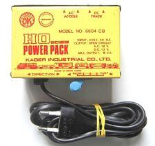 Bachmann Trafo 6604 CB Kader H0 Powerpack Transformator Modellbahn Transformer