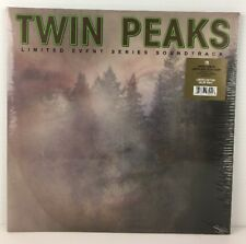 Various Artists - Twin Peaks: Limited Event Series 2xLP Record - NEW Color Vinyl