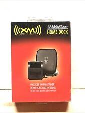 XM Radio Mini-Tuner Home Dock New Sealed HOME DOCK ONLY - No Mini-Tuner Sirius
