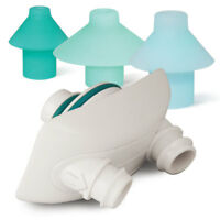 Navage Nasal Dock-Nose Pillow Combo (for use with the Navage Nose Cleaner)