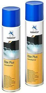 Normfest 2X Elox Plus Schweißprimer Korrosionsschutz Spray 400ml/Dose