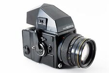 Bronica SQ-A Medium Format Camera w/ PS 150mm f/3.5 AE VG from japan 193331