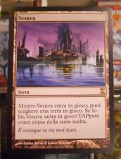 MTG Magic Carta Rara Terra Spirale Temporale Time Spiral Vesuva ITALIANO