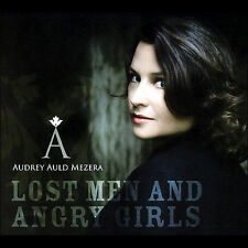 Audio CD: Lost Men & Angry Girls, Audrey Auld Mezera. Good Cond. CD. 82032001032
