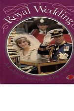 ROYAL WEDDING by Audrey Daly Royalty Ladybird Souvenir Hardback 1st Edition 1981