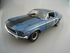 1968 Ford Mustang 2+2 Fastback  Jimbo's Pure Oil  LIMITED  Greenlight  1:18  NEU