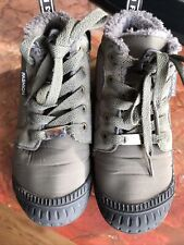 Winter Snow Boots Warm Fashion Shoes Boys Size 12