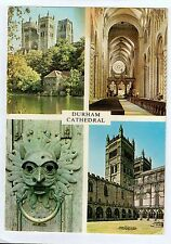 A4567cgt UK Durham Cathedral Pu1978 postcard
