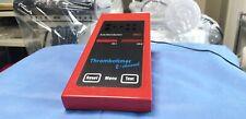 Used automatic coagulation analyzer / 2-channel Thrombotimer Behnk Elektronik